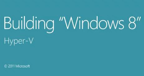 Microsoft confirma Hyper-V en Windows 8