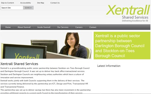 Xentrall