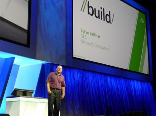 Ballmer asegura que Microsoft tiene muchas oportunidades de crecimiento