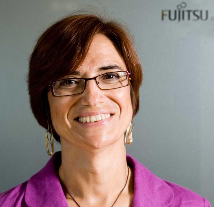 Carmen Pérez, product manager de almacenamiento en Fujitsu. - carmen_perez_fujitsu
