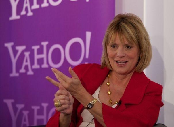Carol Bartz deja el Consejo de Administración de Yahoo!