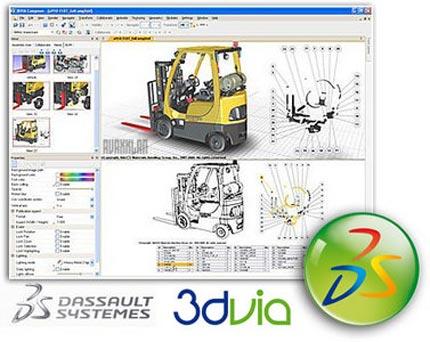 3DVIA de Dassault Systèmes se combina con los personajes en 3D de Mixam