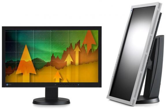 EIZO amplía oferta de monitores LED FlexScan para empresas