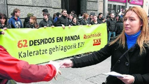 El Comité de Empresa de Panda exige la retirada del ERE
