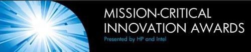 Mission critical innovations awards