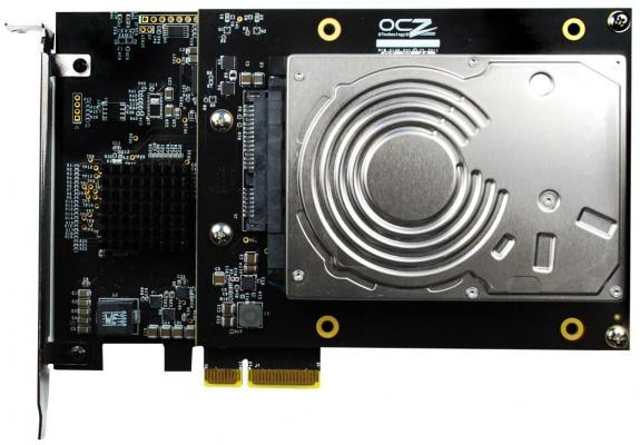 OCZ RevoDrive Hybrid SSD/HDD, a la venta