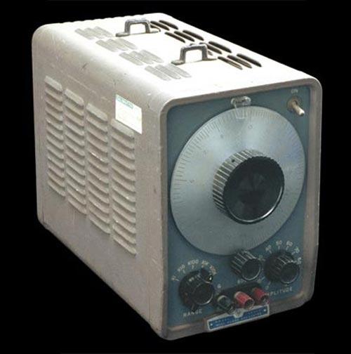 HP Oscilador 200CD