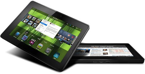 RIM asegura que no abandonará su tablet PlayBook