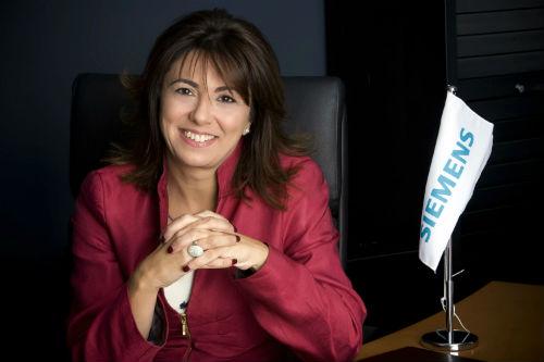 Rosa García, nueva consejera delegada de Siemens en España