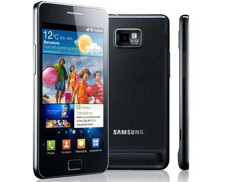 Samsung vende 10 millones del Galaxy S II, la estrella de Android
