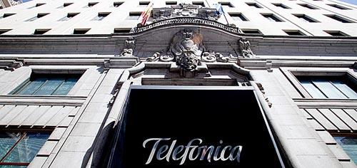 Telefónica Madrid