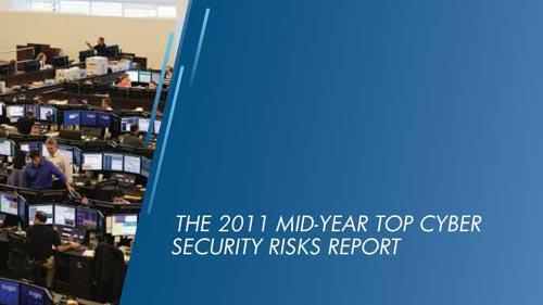 """Las principales conclusiones de """"Top Cyber Security Risk"""""""