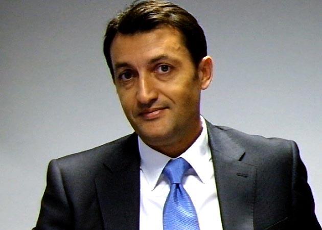 Acacio Martín, de Fortinet