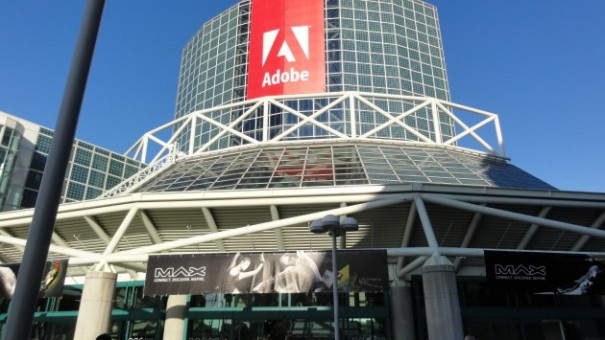 Adobe Keynote Creativity Unleashed, en directo
