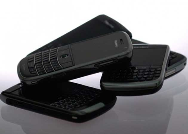 El colapso de Blackberry costará a RIM cien millones de dólares