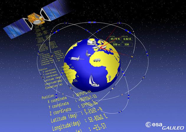 Todo listo para el lanzamiento de los satélites del GPS europeo Galileo