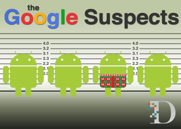 A Google solo le interesan las patentes de Motorola, no el hardware