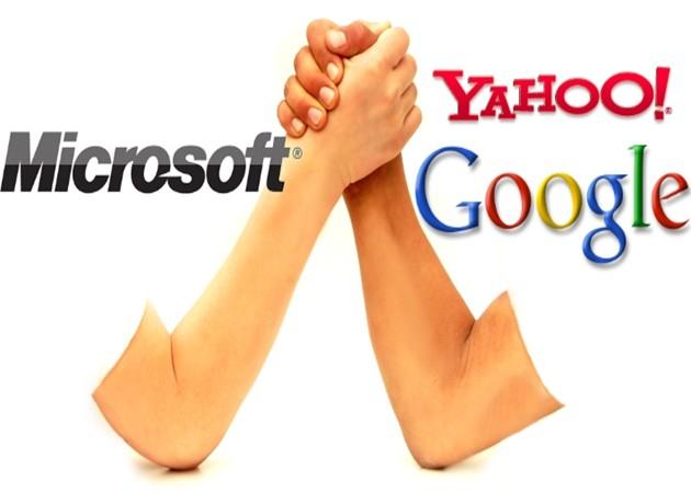 Google valora entrar en la pugna por Yahoo!