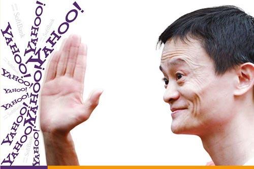 El CEO de Alibaba, muy interesado en Yahoo!