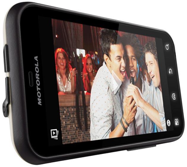 Motorola FIRE en España de la mano de Vodafone