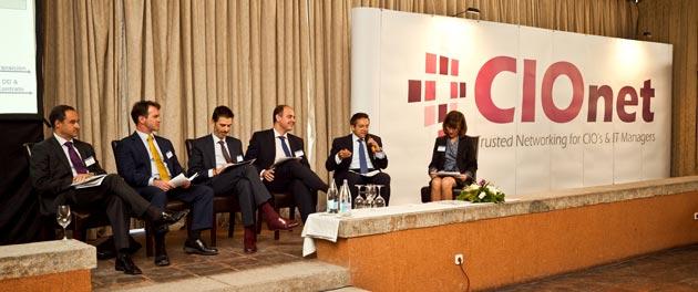 """CIOnet celebró su encuentro: """"Sourcing, organización retenida y nuevos roles"""""""
