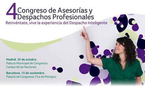 IV Congreso de Asesorías y Despachos Profesionales de Sage