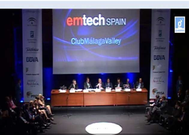 Comienza en Málaga el emtech Spain organizado por el MIT