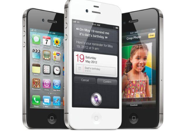 iPhone 4S disponible en España desde 'cero' euros