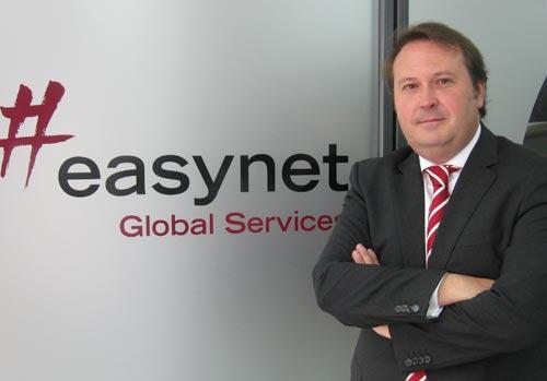 Javier Morgado Cueto, nuevo director general de Easynet en España