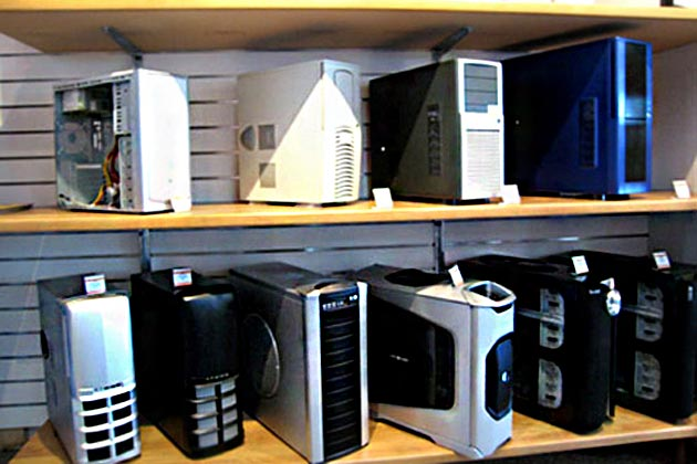 Vuelven a caer las ventas de ordenadores
