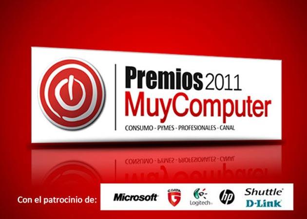 Tercera Edición de los Premios MuyComputer (área Profesional)