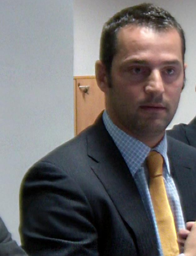 Raúl Rodríguez, de S21sec
