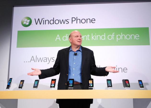 Steve Ballmer espera un brillante futuro para Windows Phone