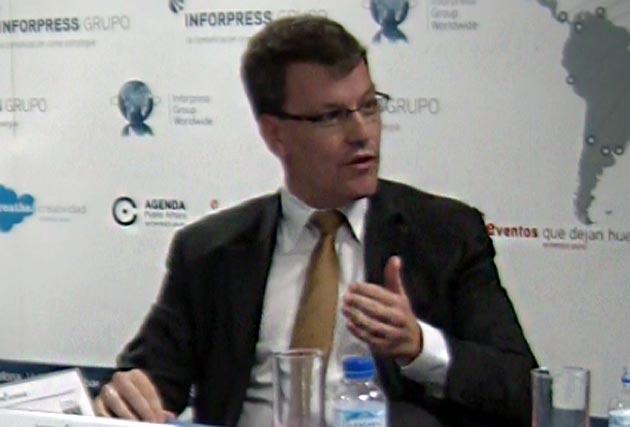 Javier Zubieta, de GMV