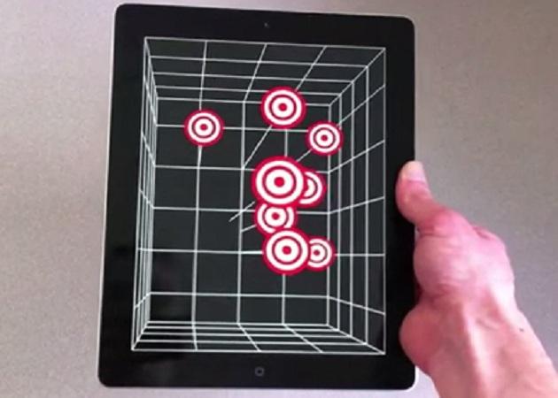 El próximo iPad de Apple podría contar con tecnología 3D