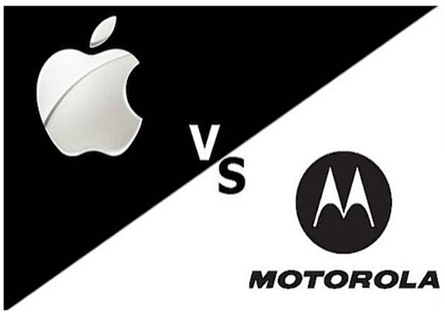 Motorola podría parar la venta del iPhone 4S en Alemania