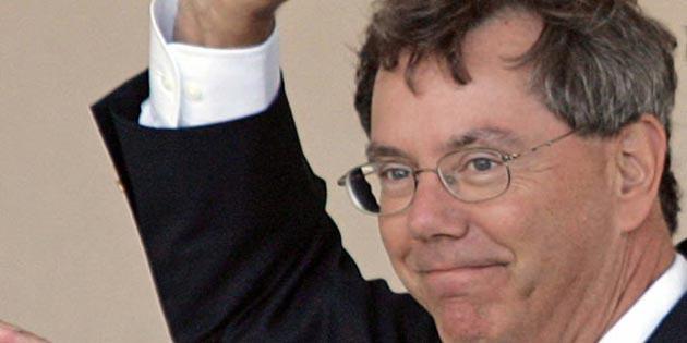 Arthur Levinson, nuevo presidente delegado de Apple