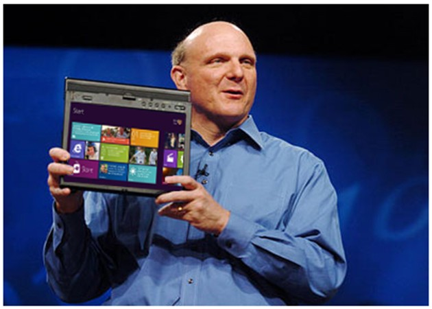 "Ballmer: ""Estamos en la era Windows"""