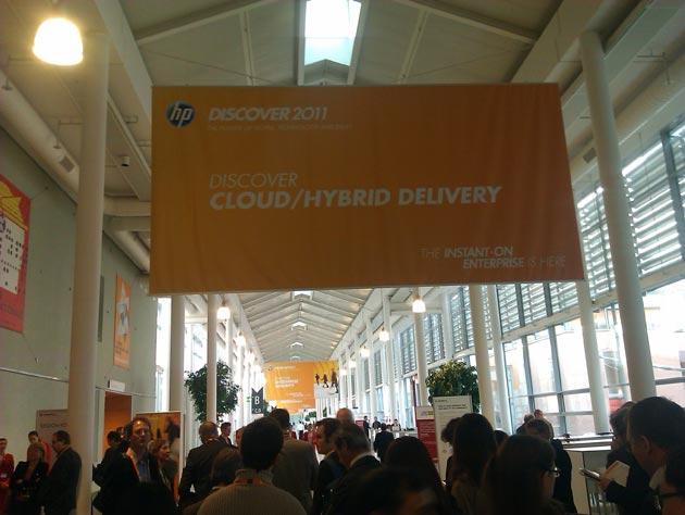 Todas las novedades sobre HP Discover 2011 Viena