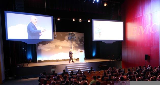 EMC Forum reúne a cerca de 700 profesionales de TI