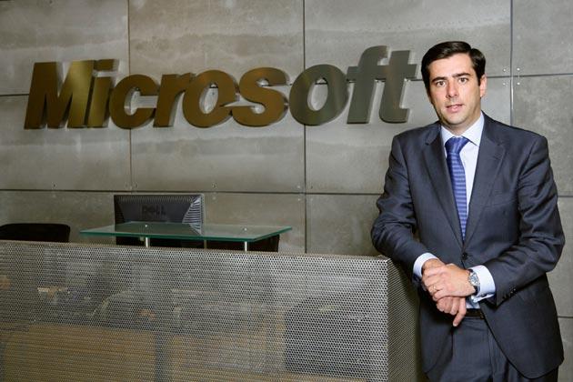 Gonzalo Díe, nuevo director de Desarrollo y Plataformas de Microsoft Ibérica