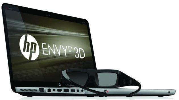 HP ENVY 17 3D