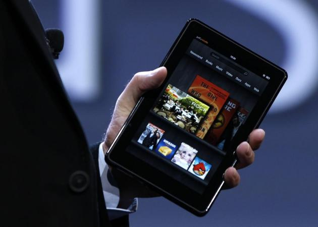 A Apple no le preocupa el Kindle Fire