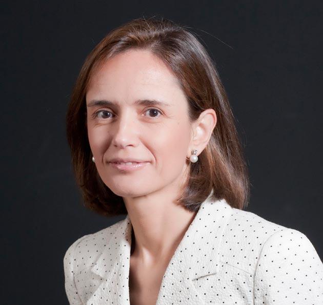 Mercè Barcons, vicepresidenta y directora General de HP Imagen e Impresión Iberia