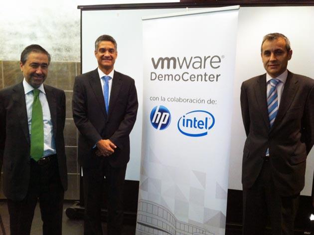HP, VMware e Intel anuncian los resultados de su colaboración