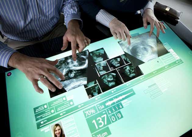 A la venta el tablet gigante Samsung SUR40 con Microsoft Surface