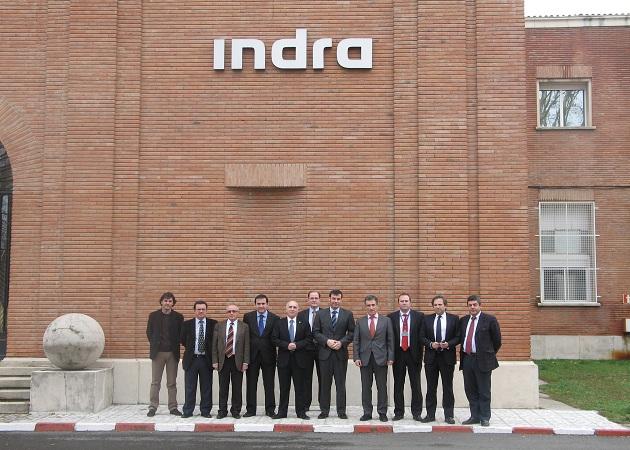Indra firma un memorandum de entendimiento con Russian Technologies