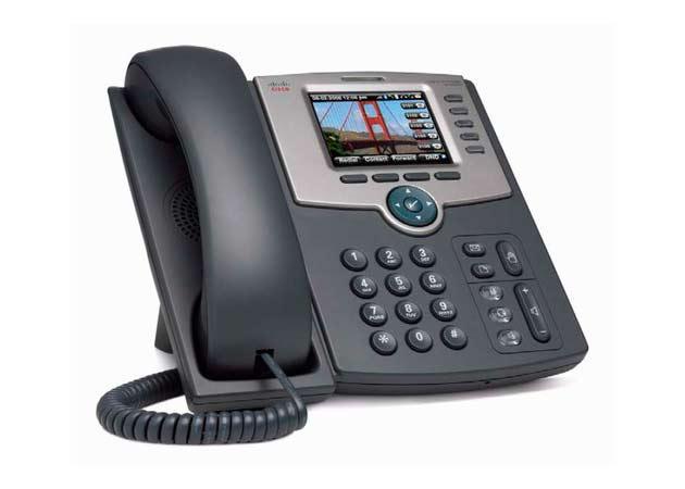 Teléfono IP Cisco SPA 525G2
