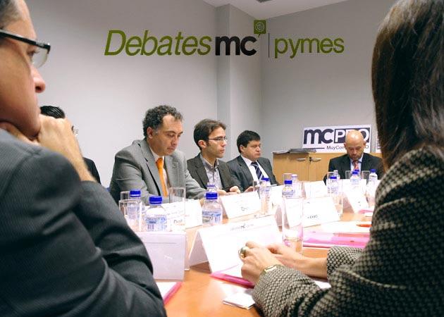 Debate MC sobre la implantación del ERP en la pyme
