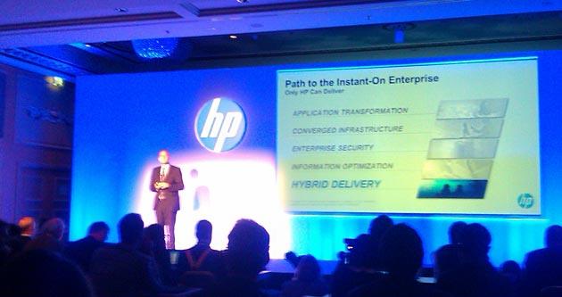 El cloud computing centra la segunda jornada del HP Discover 2011